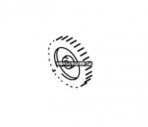 371289Z Зубчатое колесо (Шестеренка)