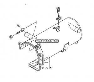 469084Z Теплообменник DBW 2020–300–350 / СЕ