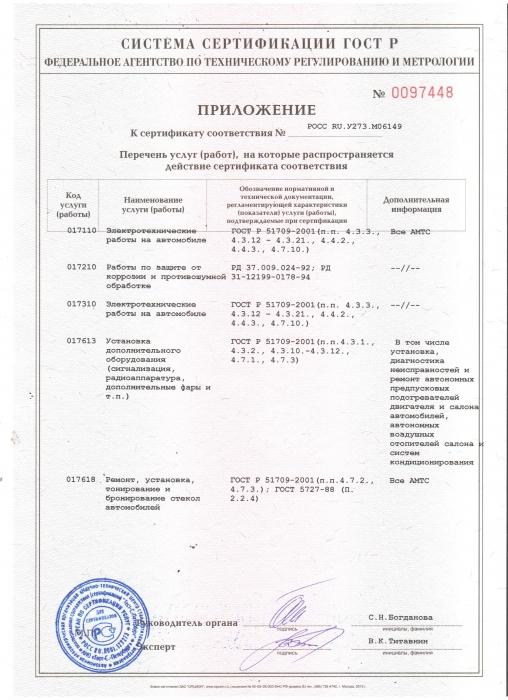 Сертификат центра 2